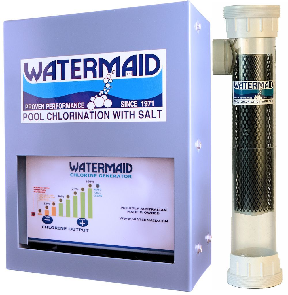 Watermaid Qt300 Chlorinator Manual Direct Pool Supplies Hayward Pro Series Sand Filter Exploded Diagram Swimming Parts