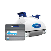 RF Robotic Above Ground Pool Cleaner
