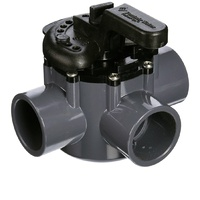 Pentair 3 Way Diverter Valve 40mm
