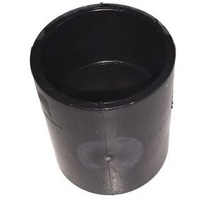 Black 40mm Coupling (Joiner) (Cat 7)