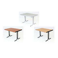 Aluminium Outdoor Table with 3 Colour Choices & Sizes