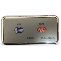 Balboa / Onga Bathmaster V2 Pump Rectangular Touchpad