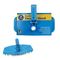 Flexible Brush Vacuum Head