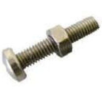 S/Steel bolt/nut for leaf rakes/scoops