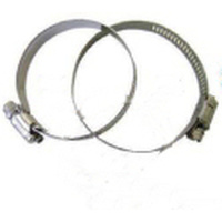 Stainless Steel Hose Clamp 50mm (set of 2)