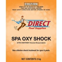 OxyFresh Spa Chemical, Spa Shock 2 kg Potassium Monopersulphate