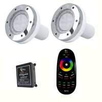 PAL Touch 2 Pack LED Light kit for Concrete Pool (Wi-Fi)