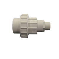 JetVac Rigid PVC Fitting Kit - LJP010