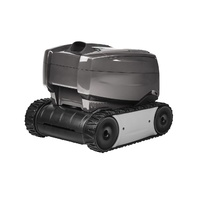 Zodiac OT15 Robotic Pool Cleaner Cleans the Floor and Walls