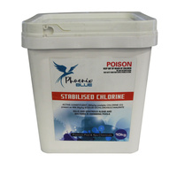 Stabilised Pool Chlorine 10kg - Buy in Bulk & Save!