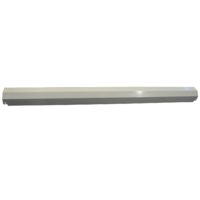 Pool World Above Ground 150mm End Post - White