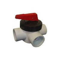 SpaQuip 3 Way Valve 50mm