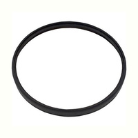 Hayward Aquabug Diver Dave Black Bumper Ring