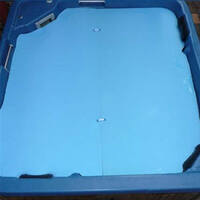 Thermal Foam Spa Cover 10mm Thick 3.6m x 2.4m - 3 Sheets