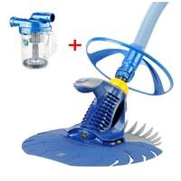 Zodiac T5 Duo Baracuda Pool Cleaner with Cyclonic Leaf Catcher