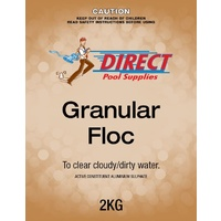 Power Clarifier Granules (Pool Floc) 2 kg