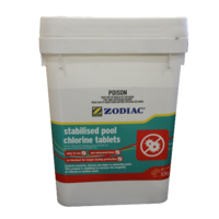 Zodiac Stabilised Pool Chlorine Tablets 10Kg