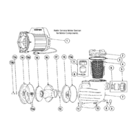 Davey Power Master Pool Pump Spare Parts