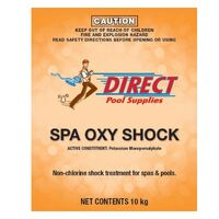 OxyFresh Spa Chemical, Spa Shock 10 kg Potassium Monopersulphate