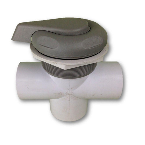 "CMP 2"" 3 Way Diverter Spa Valve - Replaces Waterway 50mm diverter"