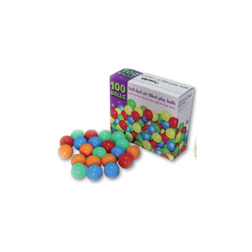 Game balls pack of 100
